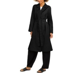 Eileen Fisher Belted Trench Coat found on MODAPINS from Macys CA for USD $277.58
