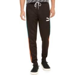 Puma Men's Colorblocked T7 Track Pants