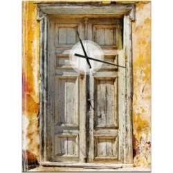 Designart Oversized Vintage Metal Wall Clock found on Bargain Bro Philippines from Macy's Australia for $186.58
