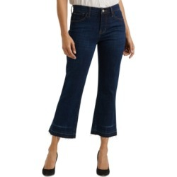 Lucky Brand Mid Rise Cropped Jeans found on MODAPINS from Macy's for USD $53.70