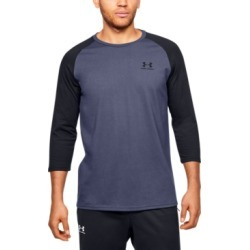 Under Armour Mens Sportstyle Raglan T-Shirt found on Bargain Bro Philippines from Macy's for $30.00