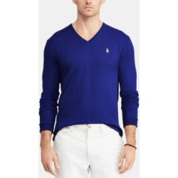 Polo Ralph Lauren Men's V-Neck Sweater found on MODAPINS from Macy's for USD $49.25