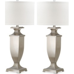 Safavieh Set of 2 Ambler Table Lamps found on Bargain Bro from Macy's for USD $227.24
