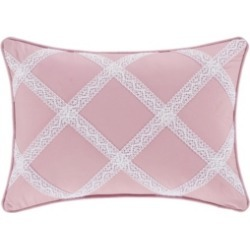 Rosemary Rose Boudoir Decorative Throw Pillow Bedding found on Bargain Bro Philippines from Macy's for $60.00