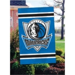 Party Animal Dallas Mavericks Applique House Flag found on Bargain Bro India from Macy's for $39.99