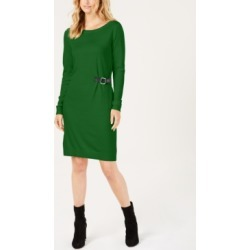 Michael Michael Kors Buckle-Trim Sweater Dress, Created for Macy's found on Bargain Bro India from Macys CA for $66.02