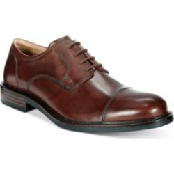 Johnston & Murphy Men's Tabor Cap Toe Oxford Men's Shoes found on Bargain Bro from Macy's Australia for USD $80.12