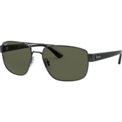 Ray-Ban Polarized Sunglasses, RB366360-p