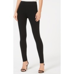 Inc Seamed Pull-On Ponte Skinny Pants