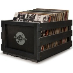 Crosley Electronics Record Storage Crate