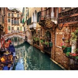 Springbok Puzzles Sempione Italy 1000 Piece Jigsaw Puzzle
