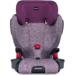 Britax Highpoint Belt-Positioning Booster Seat Mulberry