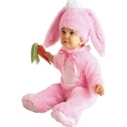Pink Bunny Baby Girls Halloween Costume