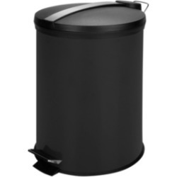 Honey Can Do 12L Step Trash Can