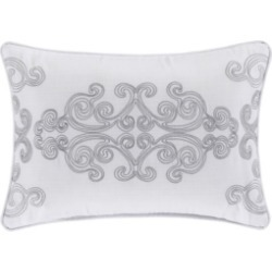 Claremont White Boudoir Decorative Throw Pillow Bedding found on Bargain Bro Philippines from Macy's for $60.00