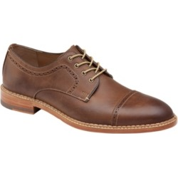 Johnston & Murphy Men's Chambliss Cap Toe Oxfords Men's Shoes found on Bargain Bro Philippines from Macy's for $99.99