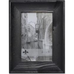 "Lawrence Frames Whitney Black Wood Frame - 4"" x 6"""