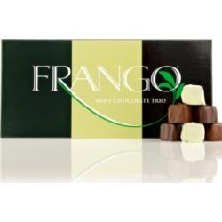 Frango Chocolates 1 Lb Mint Trio Box of Chocolates