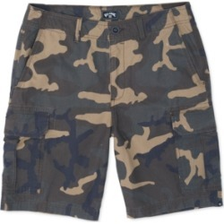 Billabong Men's Scheme Core-Fit Camouflage Cargo Shorts found on MODAPINS from Macys CA for USD $60.80