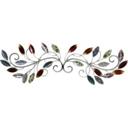 Stratton Home Decor Multi Leaf Scroll Wall Decor found on Bargain Bro Philippines from Macy's for $81.99