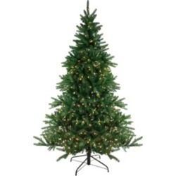 Northlight 6.5' Pre-Lit Led Instant-Connect Noble Fir Artificial Christmas Tree - Dual Lights found on Bargain Bro India from Macys CA for $947.53