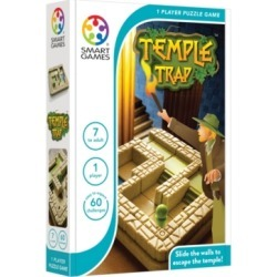 Temple Trap Puzzle Game