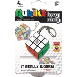 Rubik's Key Ring Puzzle Game