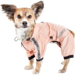 Dog Helios 'Torrential Shield' Waterproof Multi Adjustable Full Body Dog Jacket
