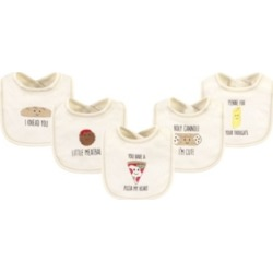 Touched by Nature Boys and Girls Pizza Bibs, Pack of 5 found on Bargain Bro India from Macy's for $13.99