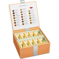 Tea Forte 20-Flavor Herbal Tea Chest