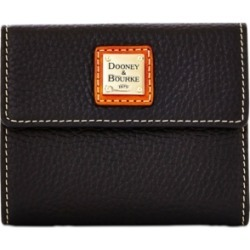 Dooney & Bourke Pebble Leather Small Flap Wallet found on Bargain Bro India from Macy's for $108.00
