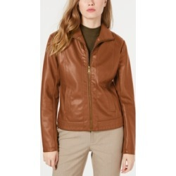 Kenneth Cole Faux-Leather Jacket found on MODAPINS from Macy's for USD $59.99