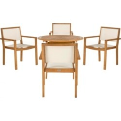 Chante 5Pc Outdoor Dining Set found on Bargain Bro from Macy's for USD $911.24