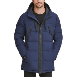 Vince Camuto Men's Long Parka with Faux Fur Lined Hood found on MODAPINS from Macy's Australia for USD $161.13