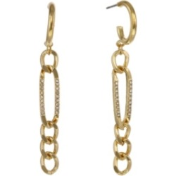 Christian Siriano Gold Tone Linear Drop Earrings found on Bargain Bro Philippines from Macy's Australia for $21.17