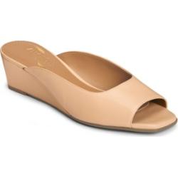 Aerosoles Magnet Peep-Toe Wedges Women's Shoes