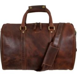 Florsheim Leather Overnight or Gym Bag