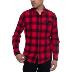 Sean John Men's Buffalo Plaid Shirt