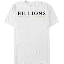 Fifth Sun Billions Men's Power is The Ultimate Currency Short Sleeve T- shirt