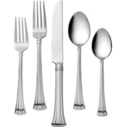 Waterford Flatware 18/10, Mont Clare 65 Pc Set, Service for 12 found on Bargain Bro India from Macy's for $225.00
