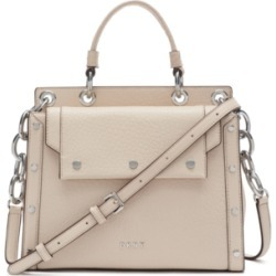 Dkny Gianna Small Leather Satchel found on MODAPINS from Macy's for USD $182.40