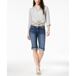 Hudson Jeans Amelia Bermuda Shorts found on MODAPINS from Macys CA for USD $56.59