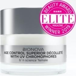 Bionova Age Control Superior Decolette with Uv Chromophores