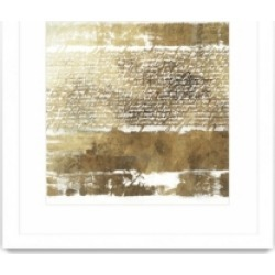 """Giant Art Sequence Ii Matted and Framed Art Print, 36"""" x 36"""""""