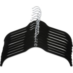 Joy Mangano 10-Pc. Huggable Hanger Set for Shirts