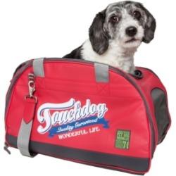 Touchdog Original Wick Guard Water Resistant Fashion Pet Carrier