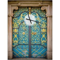 Designart Oversized Southwestern Metal Wall Clock found on Bargain Bro India from Macys CA for $184.51