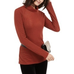 Inc Petite Metallic-Knit Turtleneck Sweater, Created For Macy's found on Bargain Bro India from Macy's Australia for $37.85