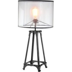 American Art Decor Industrial Style Table Lamp