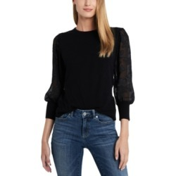 CeCe Illusion-Sleeve Sweater found on MODAPINS from Macy's for USD $99.00